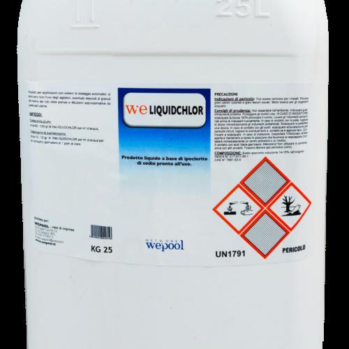 WeLiquidChlor - Cloro liquido per piscine