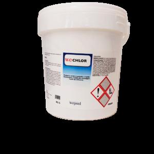 WeChlor - Cloro granulare per piscine