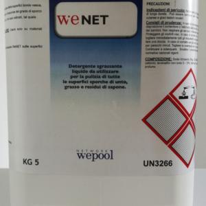 WeNet - Detergente liquido sgrassante 5 kg