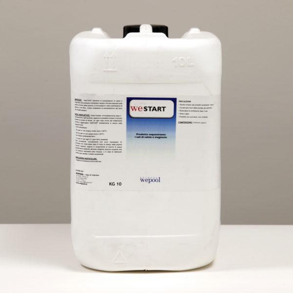 WeStart - Prodotto sequestrante i sali di calcio e magnesio